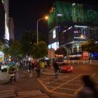 Wuxi, en liten förort till Shanghai på 8 miljoner invånare.